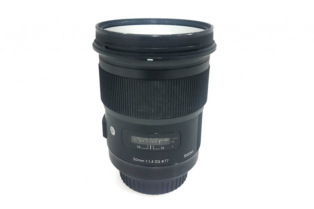 Sigma Art 50mm f/1.4