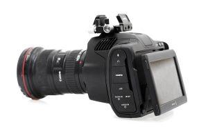 מצלמה  Blackmagic Pocket Cinema Camera 6K Pro כולל עדשה Canon 16-35mm f2.8