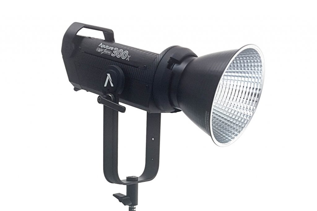 Aputure LS 300x - פנס לד 300w תאורה רציפה bi-color